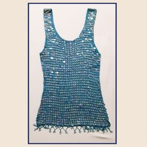 Tops - Sequin/Beaded Tank